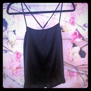Black Victoria Secret Camisole Top